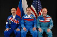 International Space Station Expedition 18 Official Crew Photograph #8